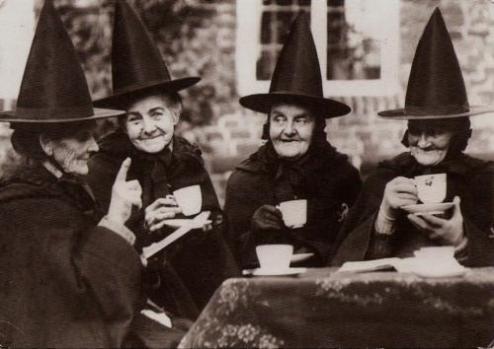 מכשפות